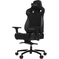 Vertagear VG-PL4500 - BK Racing Series P-Line PL4500 Gaming Chair, Black/Carbon Edition