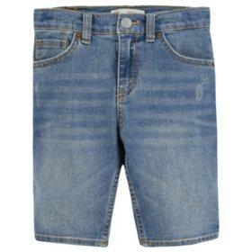 Levi's® Boys' (3T-10Y) 511™ Slim Fit Shorts