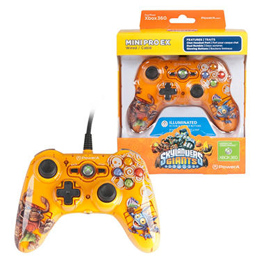 Skylanders Mini Pro EX Controller for Xbox 360