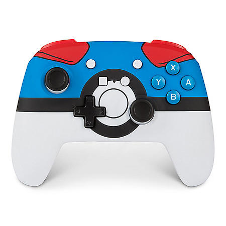 PowerA Enhanced Wireless Controller for Nintendo Switch - Great Ball