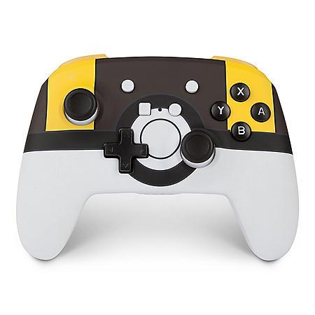 PowerA Enhanced Wireless Controller for Nintendo Switch - Ultra Ball