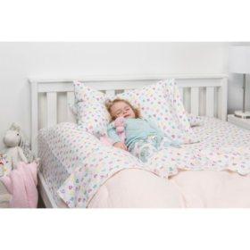 "Regalo Single Foam Bed Bumper, 43"" L"