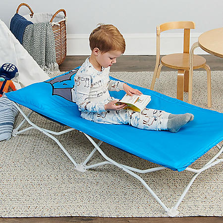 My Cot Portable Toddler Bed (Choose Your Color)