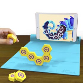 Plugo Link by PlayShifu, Building Blocks STEM Puzzles for Kids, Ages 5-10