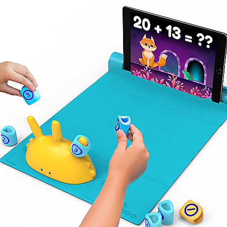 Plugo Count by PlayShifu, STEM Toy with Math Games, Ages 4-10