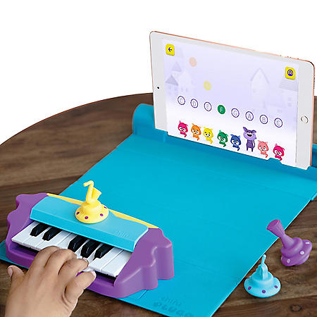Plugo Tunes by PlayShifu, Piano Learning Kit, STEAM Games, Ages 4-10