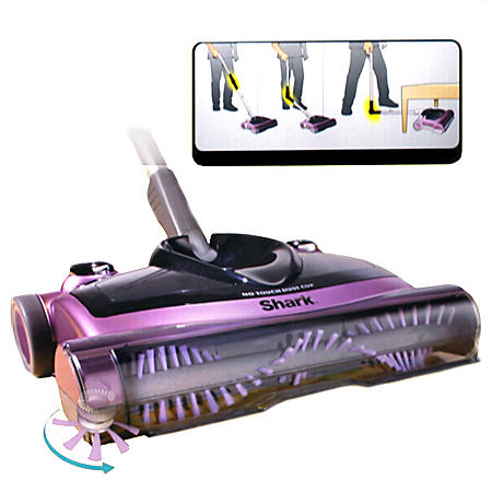 Shark Cordless Rechargeable Floor Carpet Sweeper Carpet