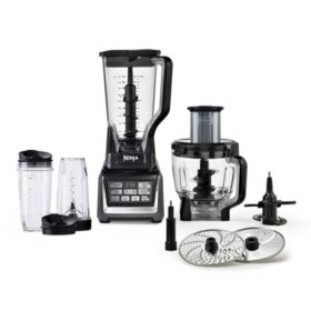 Sam'S Club Auto >> Ninja Kitchen System With Auto Iq Sam S Club