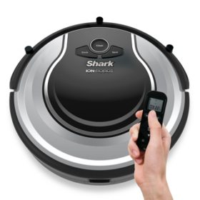 Shark ION ROBOT Vacuum with Easy Scheduling Remote