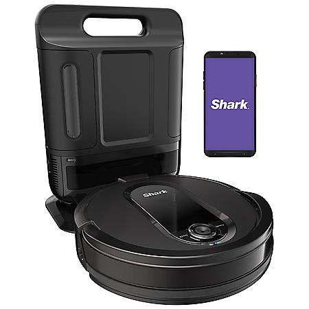 Shark IQ Robot Self-Empty™ XL UR1005AE, Robot Vacuum, IQ Navigation™, Wi‐Fi