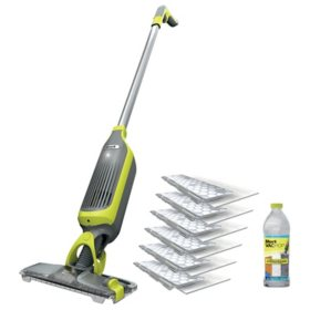 Shark VACMOP Max Cordless Hard Floor Vacuum Mop with Disposable VACMOP Pad