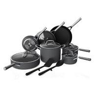 Ninja Foodi NeverStick Premium Hard-Anodized 14-Piece Cookware Set
