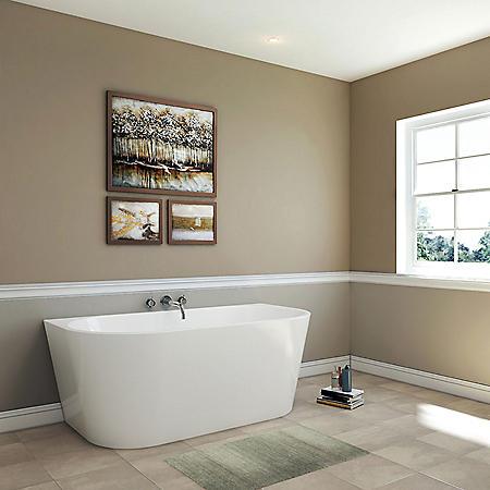 "Lola 59"" Freestanding Bathtub"