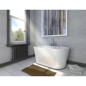 "Rosalie 56"" Freestanding Bathtub"