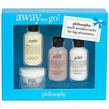 Philosophy Away We Go Set