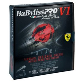 BabylissPRO Nano Titanium V1 Full Size Hair Dryer