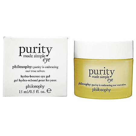 Philosophy Purity Made Simple Eye Gel (0.5 oz.)