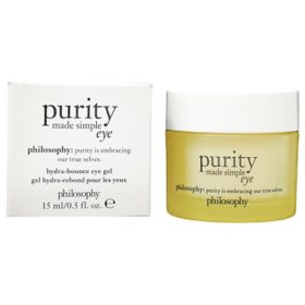 Philosophy Purity Made Simple Eye Gel (0.5 oz.)