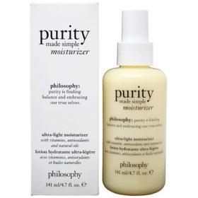 Philosophy Purity Ultra Light Moisturizer (4.7 oz.)