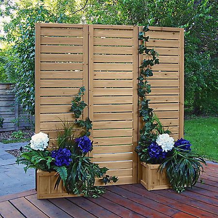 Yardistry Fusion Planter Screen