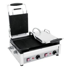 Eurodib SFE02365-240 Large Commercial Panini Grill