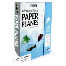 Paper Planes (Kits for Kids)