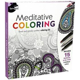 Sketch Plus - Meditative Coloring