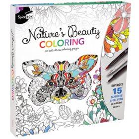 Sketch Plus - Nature's Beauty
