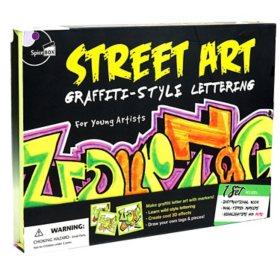 Young Artist - Street Art
