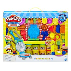 Play-Doh Kitchen Creations Ultimate Barbeque Set