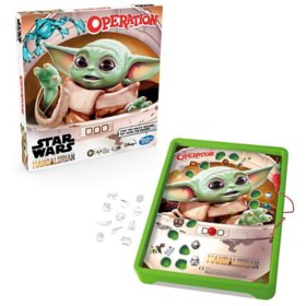Operation Game: Star Wars The Mandalorian Edition Board Game