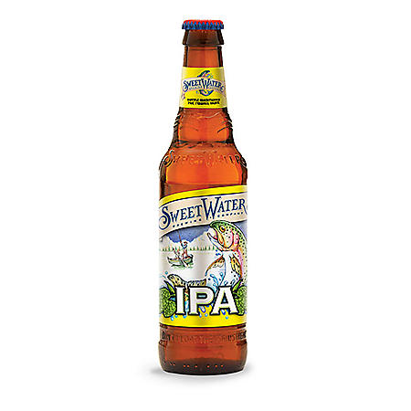 SweetWater India Pale Ale (12 fl. oz. bottle, 6 pk.)