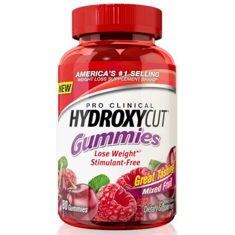 Hydroxycut Pro Clinical Gummies - 80 ct.