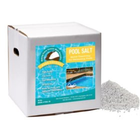 Pool Salt 50-Lb. Salt Chlorinator