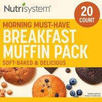 Nutrisystem Breakfast Muffin Pack