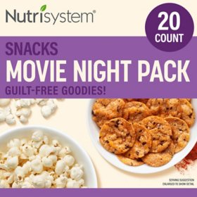 Nutrisystem Movie Night Pack