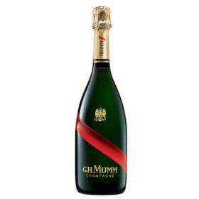 G. H. Mumm Brut Cordon Rouge Champagne (750 ml)