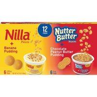 Raymundo's Nilla Nutter Pudding Singles Variety Pack (12 pk.)