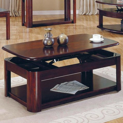 Brandon Lift-Top Cocktail Table