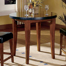 Mattoni Granite Counter Height Pub Table