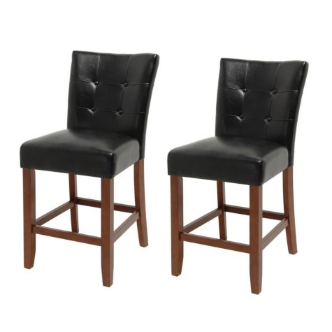 Scott Counter Height Parsons Chairs (2 pcs.)