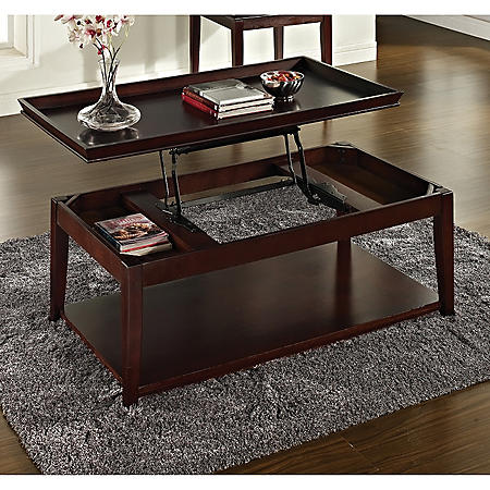 Concord Lift-Top Cocktail Table