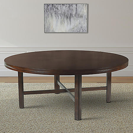 """Harding 72"""" Round Dining Table"""