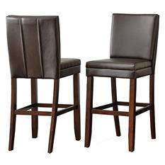 Bryson Bar Stool - 2PK (Assorted Colors)