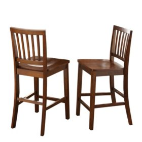 Bia Counter-Height Stools, Set of 2