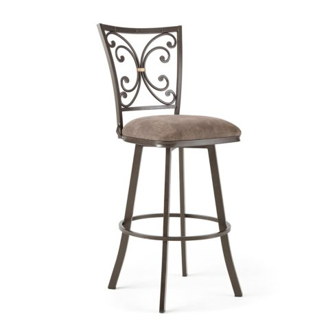 Corbin Swivel Stool (Assorted Sizes)