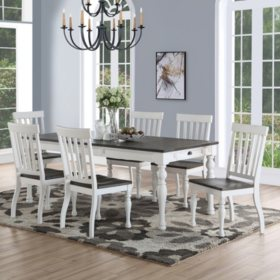 Jaiden Dining Set, 7 Pc.