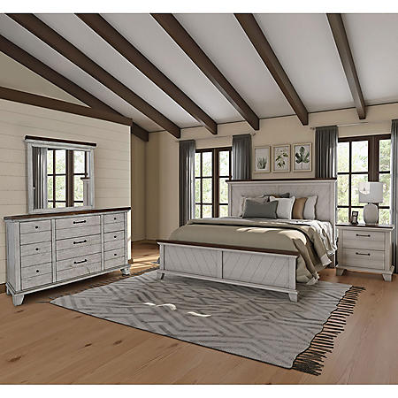 Avery Bedroom Set (Assorted Sizes)