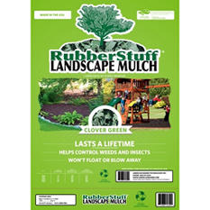 RubberStuff® Mulch - Rustic Red