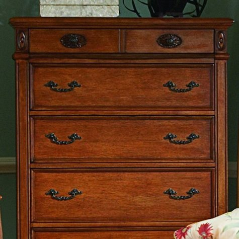 Southern Heritage Oak Chest